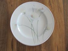 Mikasa Intaglio Long Stems Calla Lilies - New - Salad Plate(s) - Up to 3 Avail