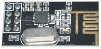 NRF24L01+ 2.4GHz Wireless RF Transceiver Module & Adapter UK Seller