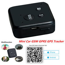 Portable Mini GSM/GPRS/GPS Tracker Car Pet Real time Tracking System Device Kit