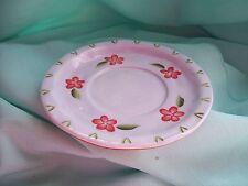 Bella Casa Plate Saucer ~ by Ganz 6.25 inches
