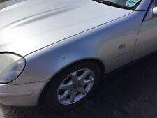 Mercedes Slk 170 Passenger Side Front Wing Silver 1999