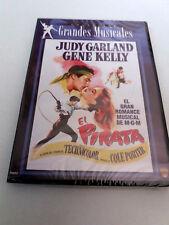 """DVD """"EL PIRATA"""" PRECINTADO SEALED VINCENTE MINNELLI JUDY GARLAND"""