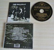 CD ALBUM DE PALMAS GERALD DE PALMAS 11 TITRES 2013