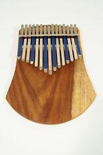 African Kalimba Strumento CELESTE solido alto 15 nota (Trademark Forma)