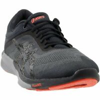 ASICS FuzeX Rush Running Shoes - Black - Mens