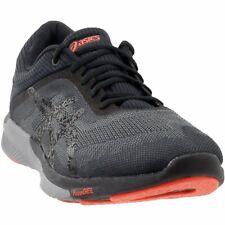 d14c1e2c5803 ASICS FuzeX Rush Running Shoes - Black - Mens