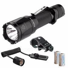 Fenix TK16 1000 Lumen LED Flashlight w/ Pressure Switch, Offset Mount & 2xCR123s