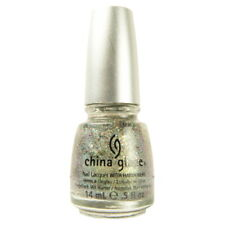CHINA GLAZE Glitter Nail Lacquer with Nail Hardner - Ray-Diant (DC) (Free Ship)