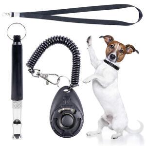 Pitch Dog Whistle Kit Dog Training Whistle Stop Barking Silent Ultrasonic