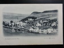 Ross & Cromerty STRATHPEFFER Panoramic View from the West c1903 UB by Reliable