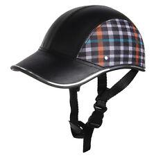Bike Motorcycle DOT Approved Half Open Face Shorty Helmet Safety Hard Hat