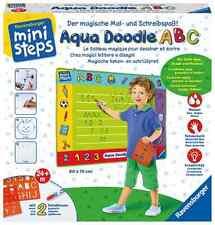 Aqua Doodle ABC by Ravensburger ~ miniSteps ~ die magische Mal- und Schreibtafel