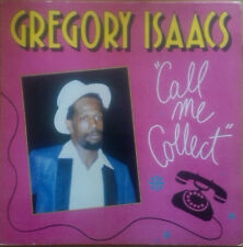 1 x 12'' Gregory Isaacs - Call Me Collect (RAS)