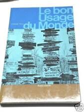 LE BON USAGE DU MONDE / C. Roy / L'atlas voyages 1964