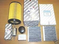 Alfa Romeo 156 2.0 JTS  new genuine air fuel oil pollen filter service kit