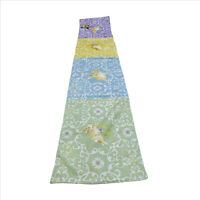 Bunny Medallion Dye Table Runner 13x72 inches