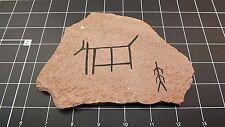 Navajo Stone Art Painting Petrified National Park Nakai