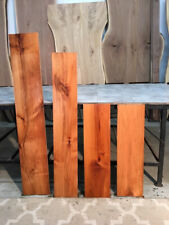"""54"""" TO 31"""" X 8"""" TO 9.25"""" X 3/4"""" CHERRY BOARDS! LUMBER! 3 RECLAIMED BOARDS! Z-205"""