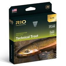 Rio Technical Trout Elite Fly Line - All Sizes - Free Fast Shipping