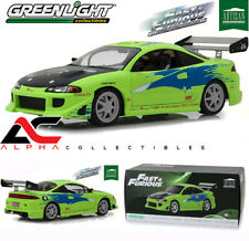 GREENLIGHT 19039 1:18 1995 MITSUBISHI ECLIPSE THE FAST AND THE FURIOUS
