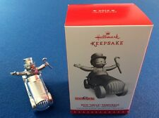 Monopoly: Rich Uncle Pennybags  2015 Hallmark Keepsake ornament, Limited Edition