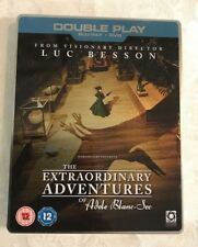 New THE EXTRAORDINARY ADVENTURES OF ADELE BLANC-SEC Double Play Blu-ray/DVD