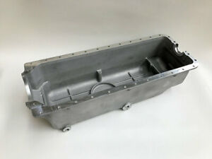 Jaguar E-type Engine/Oil Sump - S1 3.8 Early - Smooth