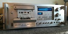 pioneer ct-f1250 spec stereo cassette deck
