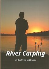 MAYLIN ROB COARSE FISHING BOOK RIVER CARPING Off The Beaten Track Series 1