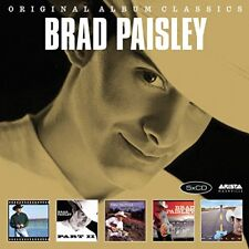 Brad Paisley - Original Album Classics [CD]