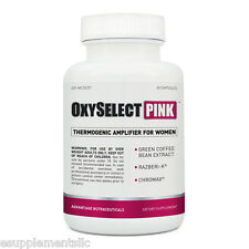 OXYSELECT PINK - For Women - Fat Burner - Weight Loss -All Natural Formula