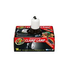 CLAMP LAMP support DELUXE PORCELAINE 14cm ZOOMED