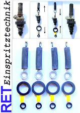 Conjunto reparación agujas repairkit inyectores Bosch D-Jetronic 4 cilindros