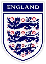 """England national association football team sticker decal 4"""" x 5"""""""