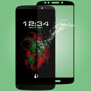 Screen Protector for Motorola G7 G5 Z4 M E5 Z Tempered Glass Display Full Cover