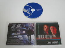 JERRY GOLDSMITH/ALIEN NATION(VARESE SARABANDE VCL 0505 1035) CD ALBUM