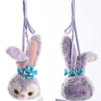 Tokyo Disney Sea Duffy Friends Stella Lou Face Shoulder Bag Plush Toy