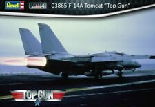 Airplane Model Kit Revell Top Gun Fa-14a Tomcat 1 48
