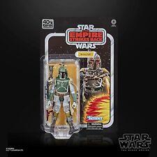 Star Wars Black Series Boba Fett 40th Anniversary Figure Empire Strikes Back