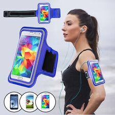 Étuis, housses et coques brassards bleus Samsung Galaxy S5 pour téléphone mobile et assistant personnel (PDA)