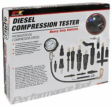 Performance Tool W89735 Diesel Compression Tester Kit