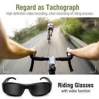 HD Video Recorfing Camera Sunglasses with Voice Recording Eyewear Glasses iR