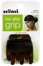 SCUNCI - No-slip Grip Chunky Jaw Clips Large - 1 Pack