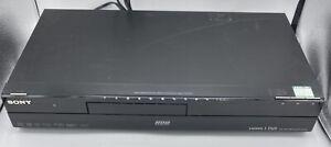 SONY RDR-DC100 DVD Recorder+ 160GB HDD Black DVD DVB Freeview HDMI