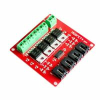 Four Channel 4 Route MOSFET Button IRF540N V4.0+ Switch Module Arduino IRF540