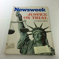 Newsweek Magazine: March 8 1971 - Justice On Trial - A Special Report
