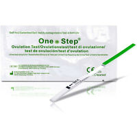 50 Ovulation Fertility Test Strips 20mIU Home Urine Kit One Step