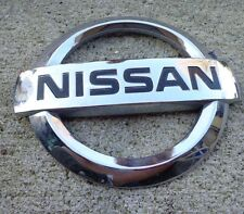 Nissan Altima trunk emblem badge decal logo symbol rear chrome OEM Genuine Stock