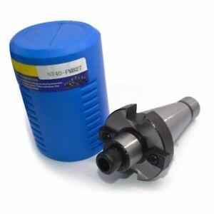 NT40-FMB27 morse taper for 80mm face mill arbor shell EMR 400R KM12 EMR RAP NT40