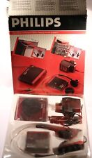 Retro Philips SBC 3180 Infrared Portable Transmitter with Headphones